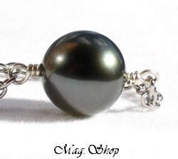 3 Perles de Tahiti Collier Vamiti Modèle 2 MAG.SHOP