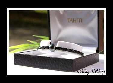 Aumoana Bracelet Perle de Tahiti Modèle 3 MAG.SHOP TAHITI