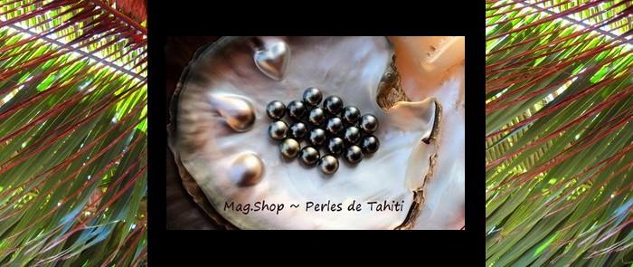 Margouillats Collection BIJOUX  TAHITI Masculins MAG.SHOP