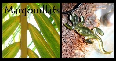 Bijoux Margouillats de TAHITI Collection Masculin MAG.SHOP