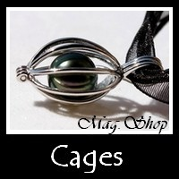 Cages Bijoux Perles de Tahiti MAG.SHOP TAHITI