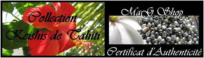 MAG.SHOP  COLLECTION TAHITI KEISHIS DE TAHITI