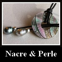 Collection Bijoux Nacres & Perles de Tahiti MAG.SHOP TAHITI