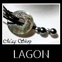 Collection LAGON Bijoux NACRE & PERLES DE TAHITI MAG.SHOP
