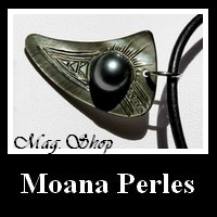 Collection MOANA PERLES Nacre & Perles de Tahiti MAG.SHOP