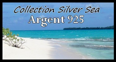 Collection Silver Sea  Bijoux Perles de Tahiti Argent Rhodié 925 MAG.SHOP