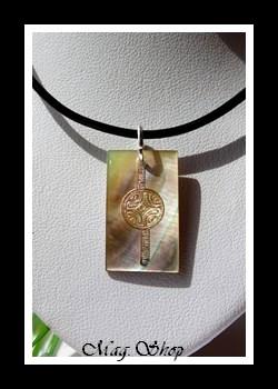 Farerura Collier Nacre de tahiti Modèle 8 MAG.SHOP