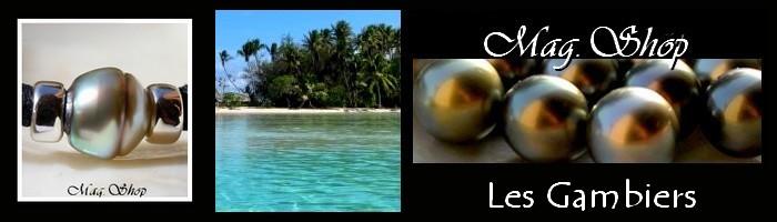 Gambiers Collection Bijoux Vahinés Perles de Tahiti MAG.SHOP
