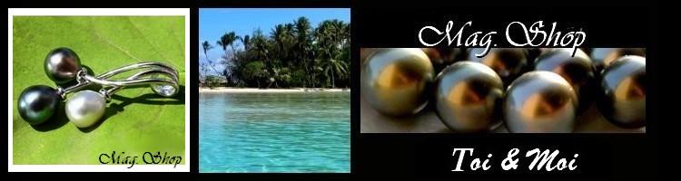 Gamme TRIO de Tahiti MAG.SHOP