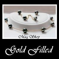 Gold Filled Collection Bijoux Nacres , Keishis & Perles de Tahiti MAG.SHOP