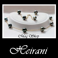 Heirani Collection Bijoux Perles de Tahiti MAG.SHOP