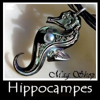 Hippocampes Collection Bijoux Nacres de Tahiti MAG.SHOP TAHITI
