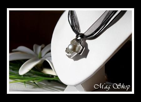 Huître Hauwiti Collier Perle de Tahiti Modèle 2 MAG.SHOP