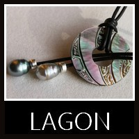 Lagon Collection Bijoux Nacre & Perles de Tahiti MAG.SHOP