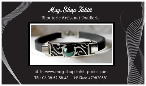 MAG.SHOP BOUTIQUE PERLES DE TAHITI