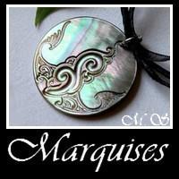 Marquises Collection Bijoux Nacre de Tahiti MAG.SHOP