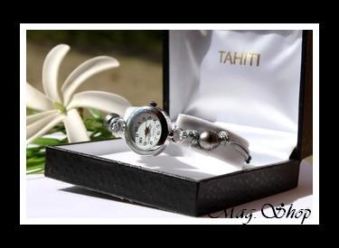 Montre Toi & Moi 2 Perles de Tahiti Modèle 1 MAG.SHOP