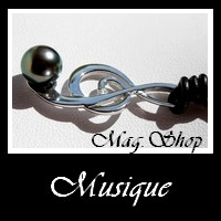 Musique Perles de Tahiti Collection MAG.SHOP