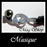 Musique Perles de Tahiti Collection MAG.SHOP