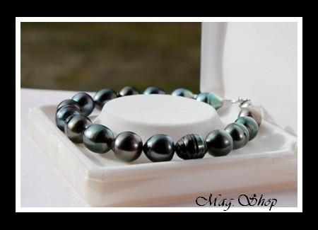 Papeete Bracelet Perles de Tahiti Modèle 3 MAG.SHOP