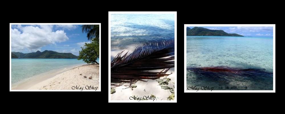 PLAGES MAG.SHOP TAHITI PERLES