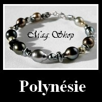 Collection Polyn�sie Bijoux Perles de Tahiti MAG.SHOP