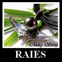 Raies Collection Vahinés Nacres Perles de Tahiti MAG.SHOP TAHITI