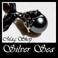 Silver Sea Collection Vahinés Perles de Tahiti Argent 925 MAG.SHOP