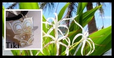 TIKIS de TAHITI Collection Bijoux Vahinés MAG.SHOP